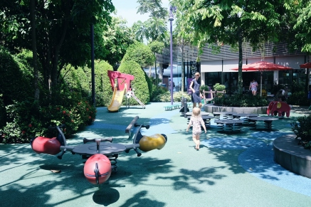 Toddler Playground at Children's Garden